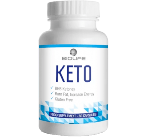 keto cleanse composition